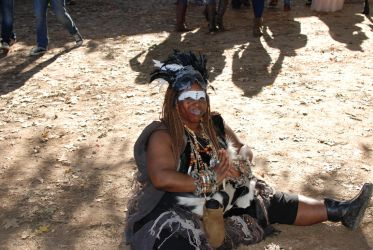 Texas Renaissance Fair: Witch Doctor by lordofring07