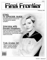 Final Frontier Cover by SpaceCowboy5000