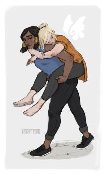 Pharmercy by hobbittiponi