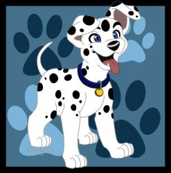 Dalmatian Pup by Wolfgrl13