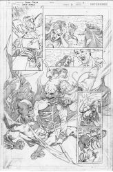 Greenlanterns#17 page#11 by pansica