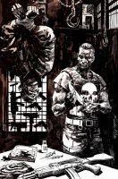 Punisher Commission by Hristov13