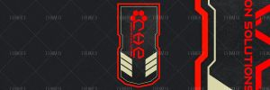 Twitter Website Clan - Banner C.H.E. Waepons by 3xhumed