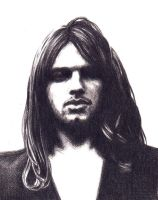 david gilmour by omppu