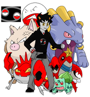 HS Pokemon Trainers 1: Karkat