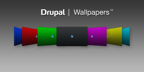 Drupal Wallpapers R2R, njt1982 by njt1982