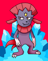 pokecember challenge day 18: favorite ice type by KGN-005