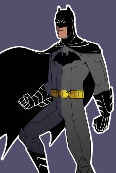 Batman by master-funk-9000