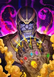 Thanos by magion02
