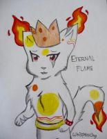 Eternal Flame by whispers0ng