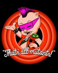 That's all mutants! by JCMaziu