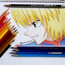 Kurapika - Hunter X Hunter by husamezzi