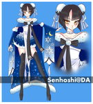 OC Adoptable Auction #5 ::OPEN:: by Senhoshi