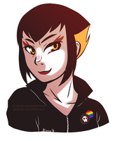 Karai sketch by AT-Studio