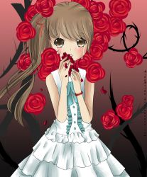 My Love is like a Red Rose by Espliego