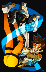 Tracer by KaiTexel