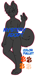 Mystery Adopt 15pts [open] by nostoppingme