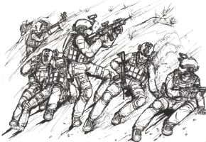 Firefight by ThomChen114