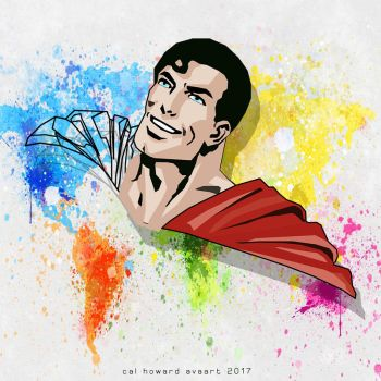 Superman by AVAdesign