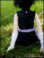 Sasuke Doll Back by Elzamine