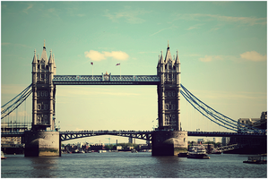 The Tower Bridge by Ana-D