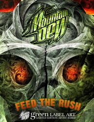 Feed The Rush by ZGDA