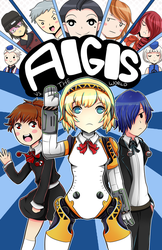 Aigis Vs. The World by Ivory-Ice