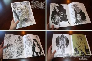 More GRAY Area sketchbook pics by J-Scott-Campbell