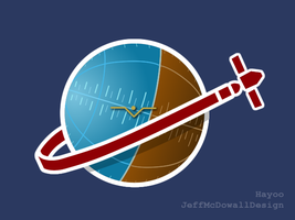 Spaceship! Kerbal Space Logo by jeffmcdowalldesign