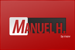 Logotype for Manuel-h.com by eqL