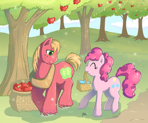 Lunch Break by Butterscotch25