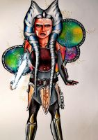 Alternative Ahsoka 2 by spinekicksy
