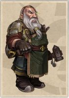Dwarf Alchemist 2.0 - final by Serg-Natos