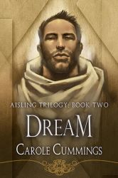 Cover art: Ainsling Trilogy Book 2: Dream by annecain