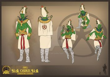 Project Duat - Osiris by Eanny