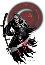 Grim Reaper by noexpressions