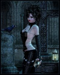 Nevermore by kissmypixels