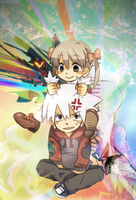 Childhood Love: Soul X Maka by CherryZee