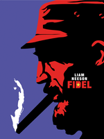 Fidel Movie Poster by sobreiro