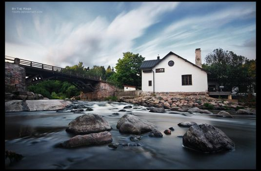 By The River by RS-foto