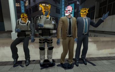 First day on the job - GMod by Darrtaa