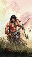 Conan the Unconquered COLORS by FableBound