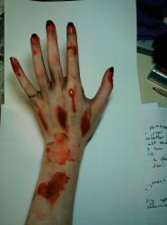 Zombie Hand 04 by CelticTouch-Stock