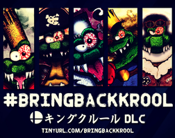 #BringBackKRool -- K. Rool for DKCR3 and Smash DLC by Nujavi