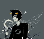 Karkat by Luxial