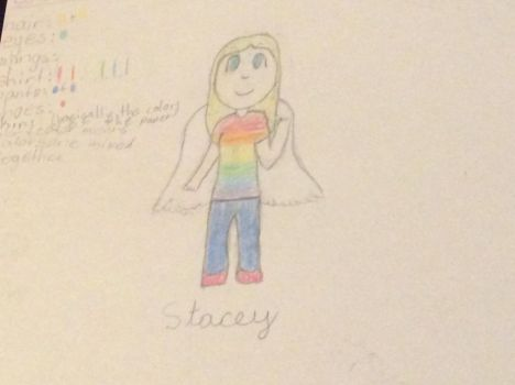 My OC Stacey by NyanCreator