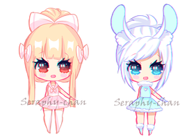 [Auction] Random adoptables 3 ~ closed by Seraphy-chan