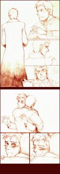 doctor who - jack x 10th by metope87