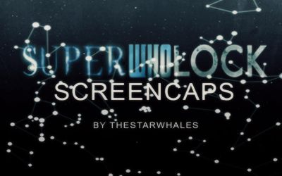 SuperWhoLock ScreenCaps by thestarwhales