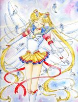 + Eternal Sailor Moon + by Dawnie-chan